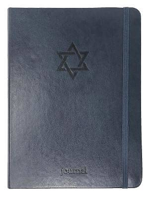 Picture of The Essential Journal Collection Star of David (Navy)