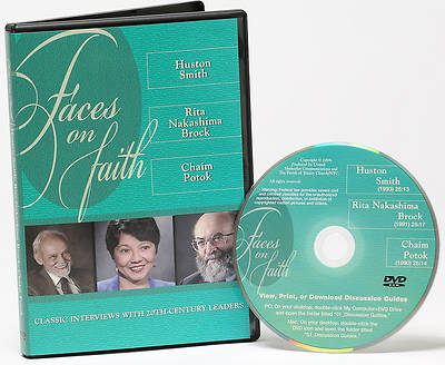Faces on Faith: Huston Smith, Rita Nakashima Brock, Chaim Potok