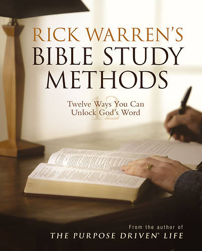 Rick Warrens Bible Study Methods