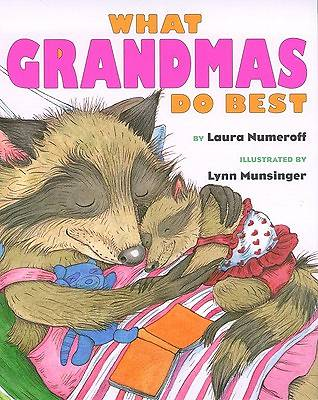 Picture of What Grandmas Do Best