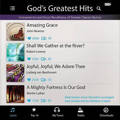 Gods Greatest Hits; Seventeen Classic Hymns
