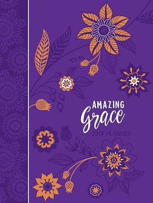 Amazing Grace (2019 Planner - Faux)