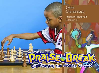 Vacation Bible School (VBS) 2014 Praise Break Older Elementary Student Handbook (Grades 4-6)