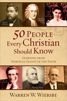 50 People Every Christian Should Know [ePub Ebook]