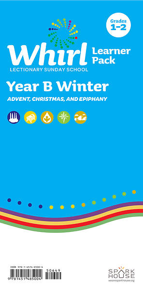 Whirl Lectionary Grades 1-2 Learner Leaflet Winter Year B