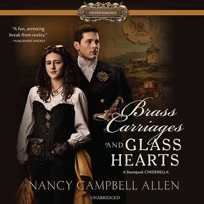 Picture of Brass Carriages and Glass Hearts