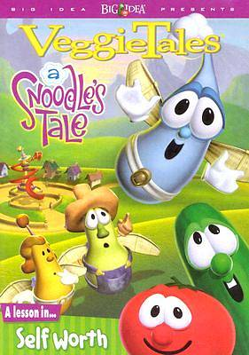 Picture of Veggie Tales A Snoodle's Tale DVD