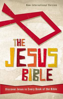 Picture of The Jesus Bible, NIV