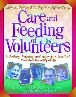 Picture of Care and Feeding of Volunteers