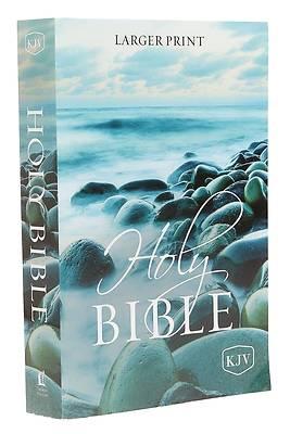 Picture of KJV, Holy Bible, Larger Print, Paperback