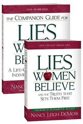Lies Women Believe/Companion Guide Set of 2 Books-Shrink Wrapped