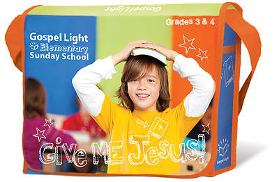 Picture of Gospel Light Grade 3-4 Quarterly Kit Spring Year A