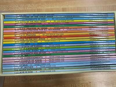 Picture of St. Joseph Picture Books (Set of 26 Books)