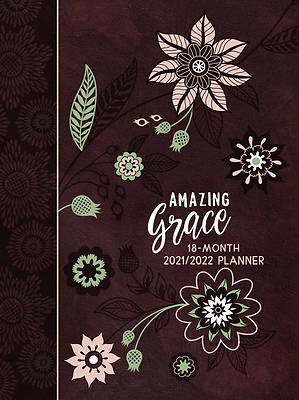 Picture of Amazing Grace 2022 Planner