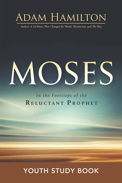 Picture of Moses Youth Study Book