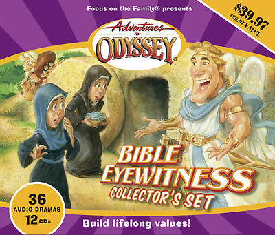 Picture of Bible Eyewitness Collector's Set