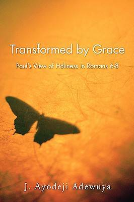 Picture of Transformed by Grace