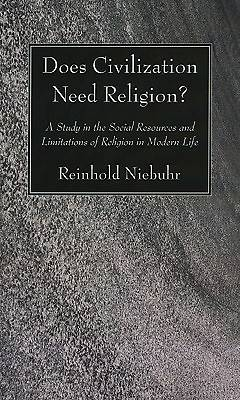 Does Civilization Need Religion?