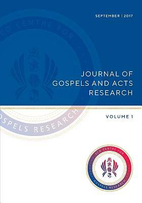 Picture of Journal of Gospels and Acts Research
