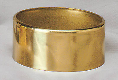 """Picture of Emkay Brass Follower for Candelas - 3-1/4"""""""
