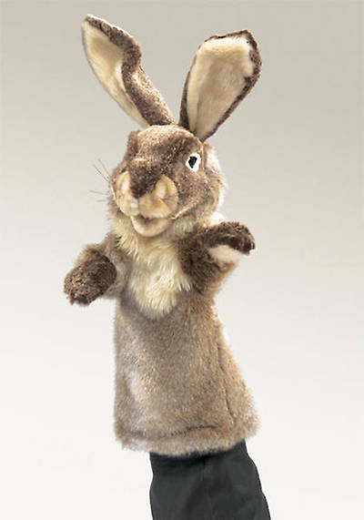 Picture of Rabbit Stage Puppet