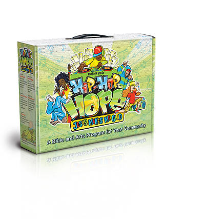 Vacation Bible School 2013 Hip-Hop Hope Starter Kit VBS