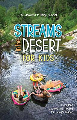 Picture of Streams In the Desert for Kids