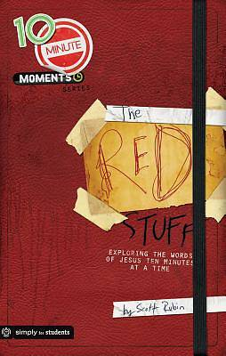 Picture of 10-Minute Moments - The Red Stuff