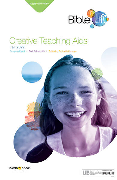 Picture of Bible in Life Upper Elementary Creative Teaching Aids Fall