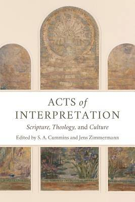 Picture of Acts of Interpretation