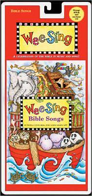 Wee Sing Bible Songs CD