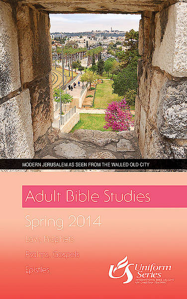 Adult Bible Studies Spring 2014 Student