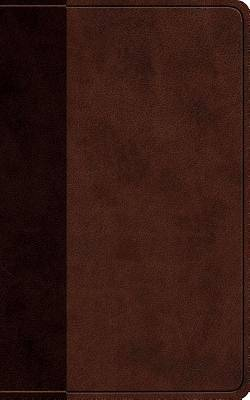 ESV Vest Pocket New Testament with Psalms and Proverbs (Trutone, Brown/Walnut, Timeless Design)