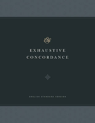 Picture of ESV Exhaustive Concordance