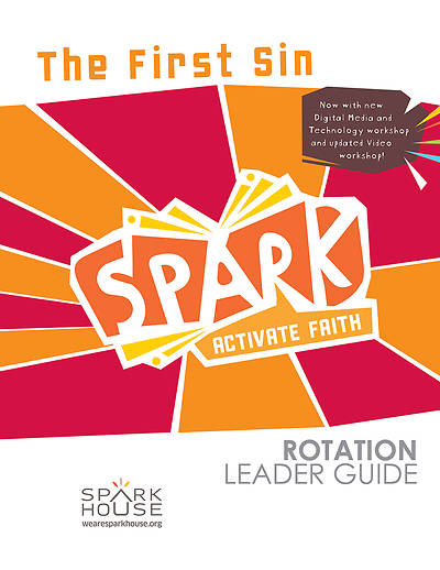 Picture of Spark Rotation  The First Sin  Leader Guide