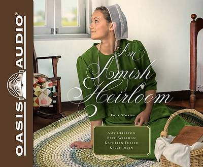 An Amish Heirloom (Library Edition)