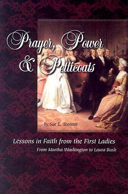 Picture of Prayer, Power & Petticoats