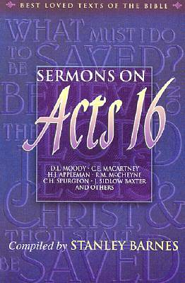Sermons on Acts 16