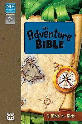 New International Version Adventure Bible