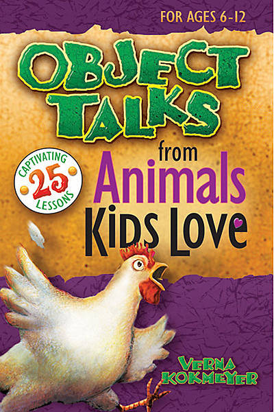 Object Talks from Animals Kids Love