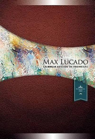 Picture of Biblia de Promesas Max Lucado / Tapa Dura // Max Lucado Promise Bible /Hardcover