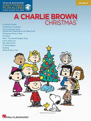 A Charlie Brown Christmas With CD (Audio)
