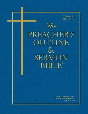 Picture of The Preacher's Outline & Sermon Bible