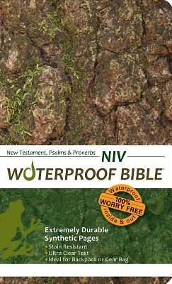 Waterproof New Testament Psalms and Proverbs-NIV