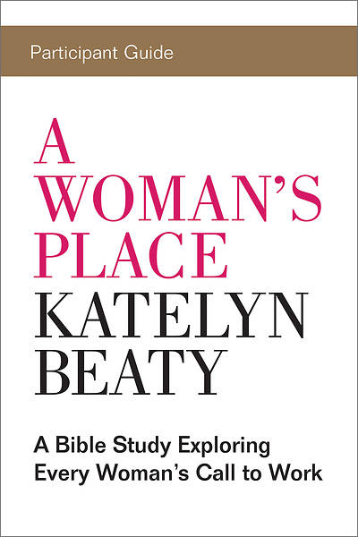 Picture of A Woman's Place Participant Guide
