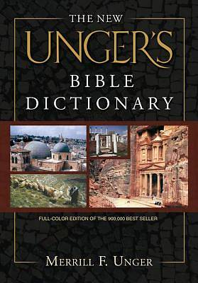 Picture of The New Unger's Bible Dictionary