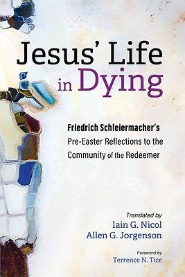 Picture of Jesus' Life in Dying