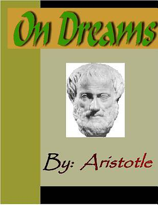 On Dreams - ARISTOTLE [Adobe Ebook]
