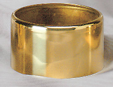 """Picture of Emkay Brass Follower for Candelas - 2-5/8"""""""