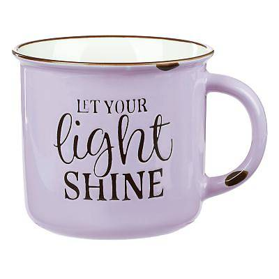 Picture of Camp Mug Chip Let Light Shine Ppl